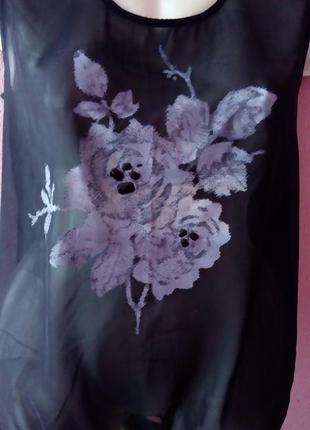 Блузка женская,нарядная,размер м,турция