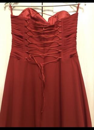 Рлатье вечернее