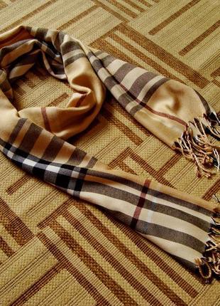 Burberry, италия, шерсть, шелк, шарф.