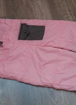 Еврозима деми полукомбинезон штаны на 2-3 года