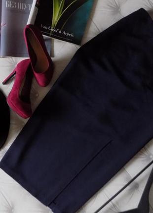 ♥элегантная юбка миди с разрезом♥
