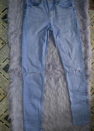 Скіні джинси від new look