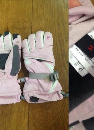 Лыжные перчатки head подростковые р. м