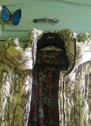 Очень красивая куртка -пальто для беременных