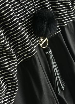Шикарное модное платье3