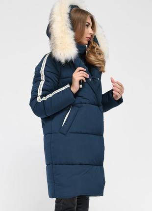 Женская зимняя куртка x-woyz ls 8805 42 размер