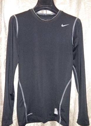 Nike, детская спортивная футболка с длинным рукавом, лонгслив