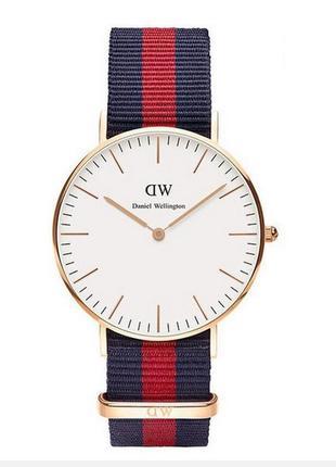 Наручные часы classic canterbury синие