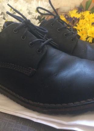 Туфли демисезон большого размера