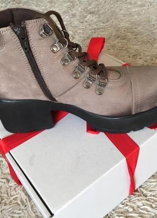 Ботинки на платформе glamorous
