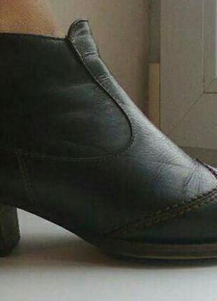 Кожаные ботиночки paul green