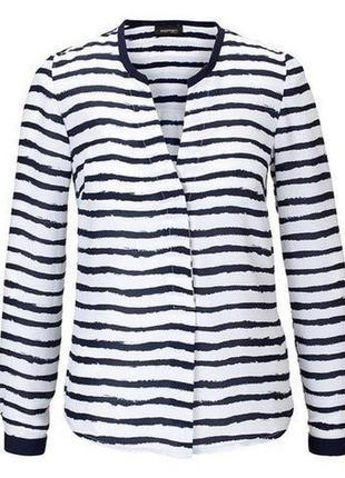 Элегантная блуза из мягкого материала от tchibo
