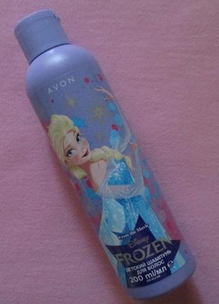 Детский шампунь для волос avon from the movie disney frozen