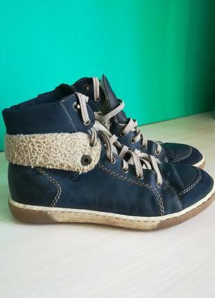 Демисезонные ботинки 36 размер