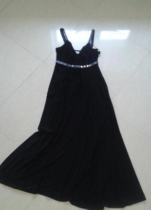 Wallis шикарнейшее длинное вечернее платье