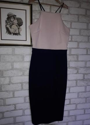 Нарядное платье футляр от некст next р 10 сток