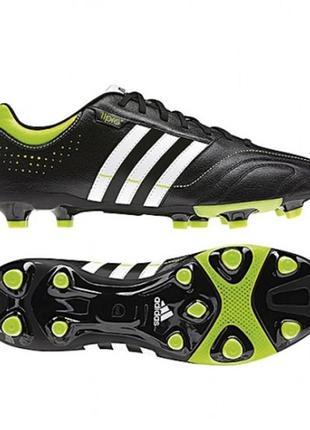 Бутсы, копы футбольные adidas 11nova trx fg оригинал кожаные