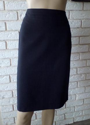 Черная юбка карандаш от new look