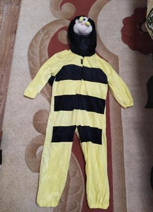 Костюм пчелки на 5 лет