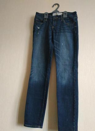 Повседневные джинсы abercrombie & fitch