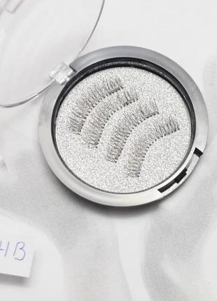 Ресницы многоразового использования на магнитах полноразмерные 52нв