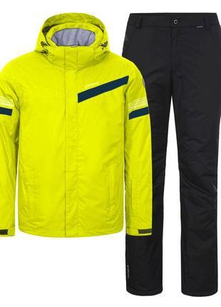 Костюм гірськолижний icepeak 8-58 005 501 yellow xs