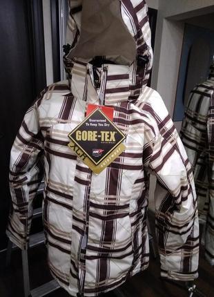 The north face gore tex куртка утепленная на активных видов спорта