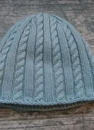 Зимняя шапка mammut