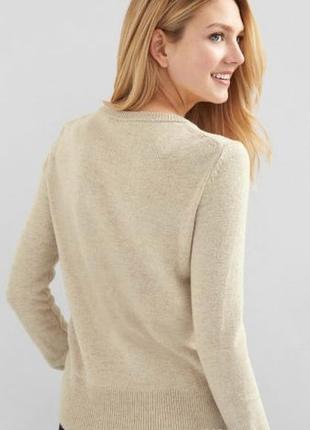 Красивый свитер gap l-xl4