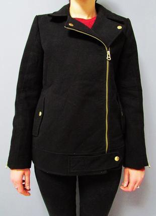 Идеальная черная куртка-косуха
