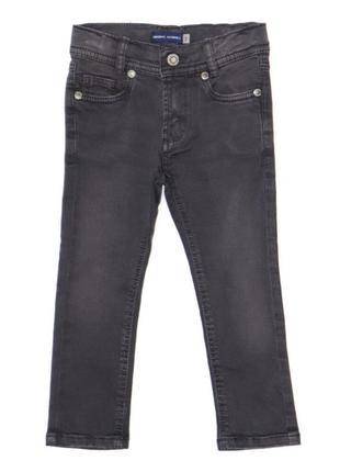 Новые темно-серые джинсы-стрейч для девочки, original marines, 2561