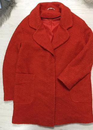 Пальто redhering, 48 вовна