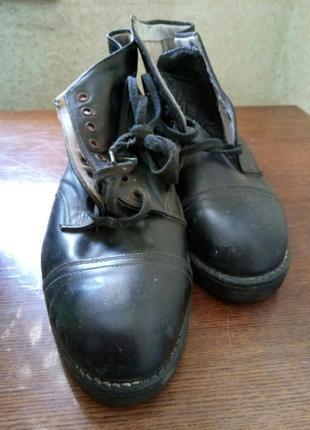 Ботинки моряка 39 размер