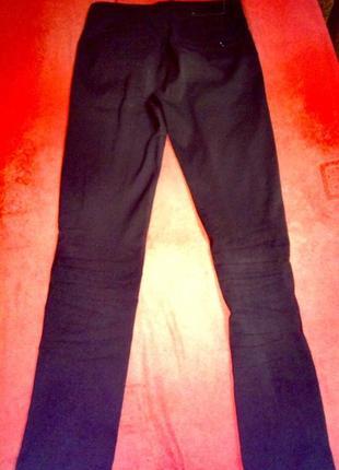 Отличные чёрные штаны - брюки