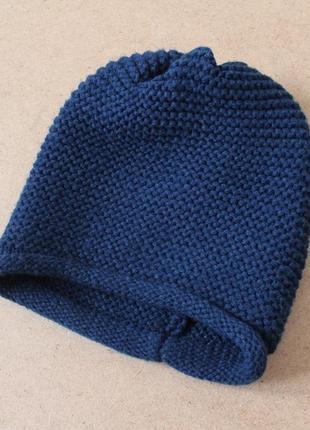 Pieces вязаная шапка
