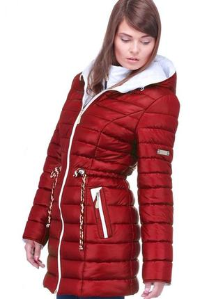 Зимняя куртка перис nui very