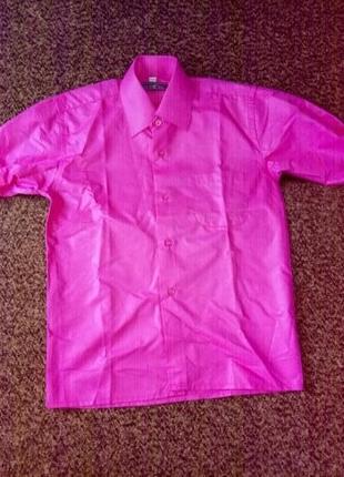 Рубашка с запонками красивая
