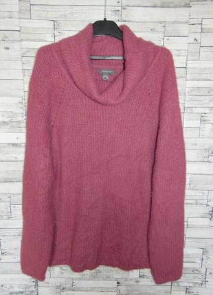 Стильный пушистый свитер primark