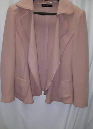 Пиджак стриженая шерсть marc cain