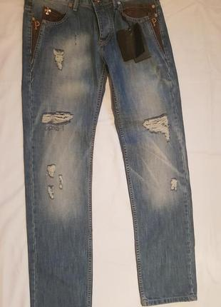 Philipp plain зимние джинсы