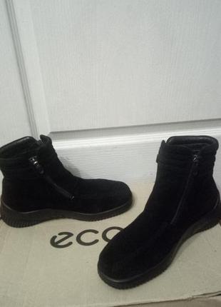 Зимние ботинки ,,ессо,, 26см