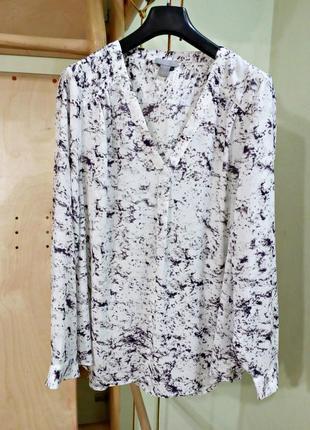 Актуальная блуза с длинными рукавами 20