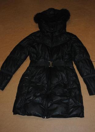 Adidas женская пуховая парка куртка пуховик адидас