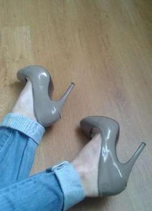 Туфли blanco