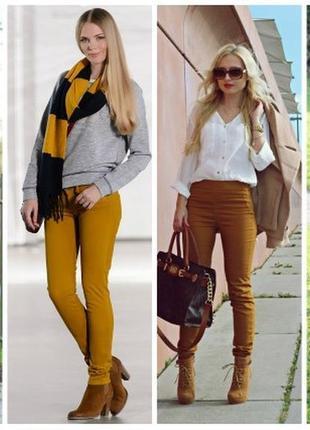 Скинны/джинсы,высокая посадка