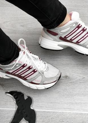 Крутые спортивные кросоовки adidas  36,5р