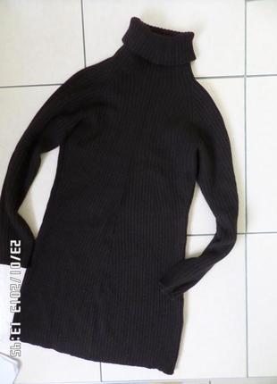 Benetton s-m шерстяне плаття