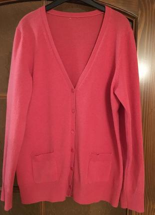 Кашемировый свитер 38