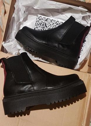 Идеальные ботинки на платформе asos
