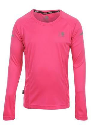 Термо футболка karrimor run на 11-12 лет рост 146-153 см беговая